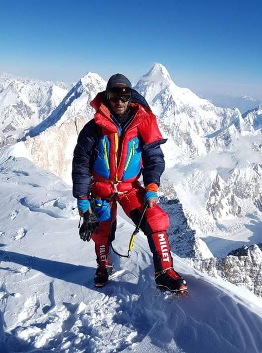 Jarosław Zdanowicz na Gasherbrum II. Białostoczanin zdobył jeden z najwyższych szczytów świata!