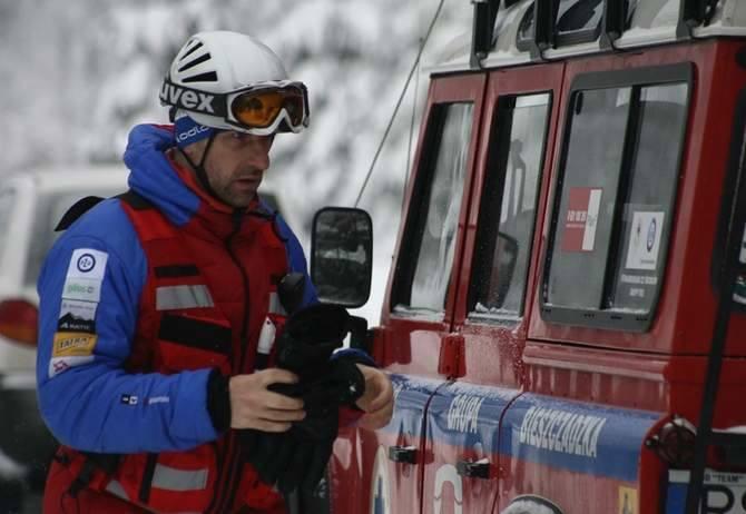 Turystki poszukują ratownicy GOPR