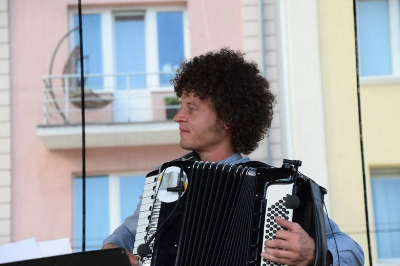 """Rynek Kościuszki. IX Festiwal Kultury Żydowskiej """"Zachor - Kolor i Dźwięk""""."""