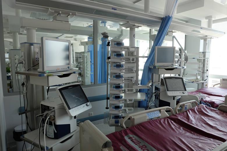 Nowy Szpitalny Oddział Ratunkowy w Uniwersyteckim Szpitalu Klinicznym został otwarty w 2015 roku. Od tego czasu działa też Oddział Intensywnej Terapii.