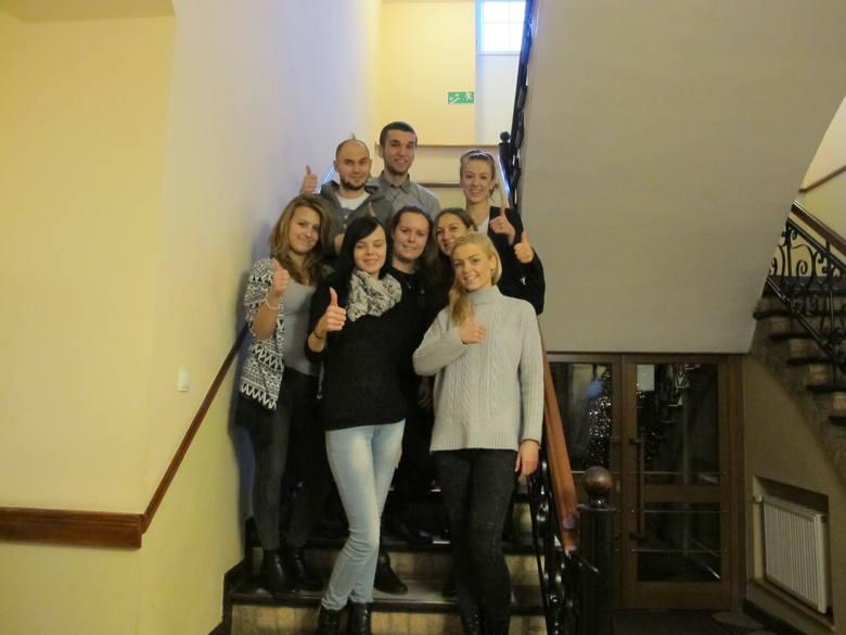 Studenci drugiego roku turystyki i rekreacji gorzowskiej PWSZ cieszą się, że uczelnia przekształci się w akademię. Bo jeśli to się uda, to oni już otrzymają