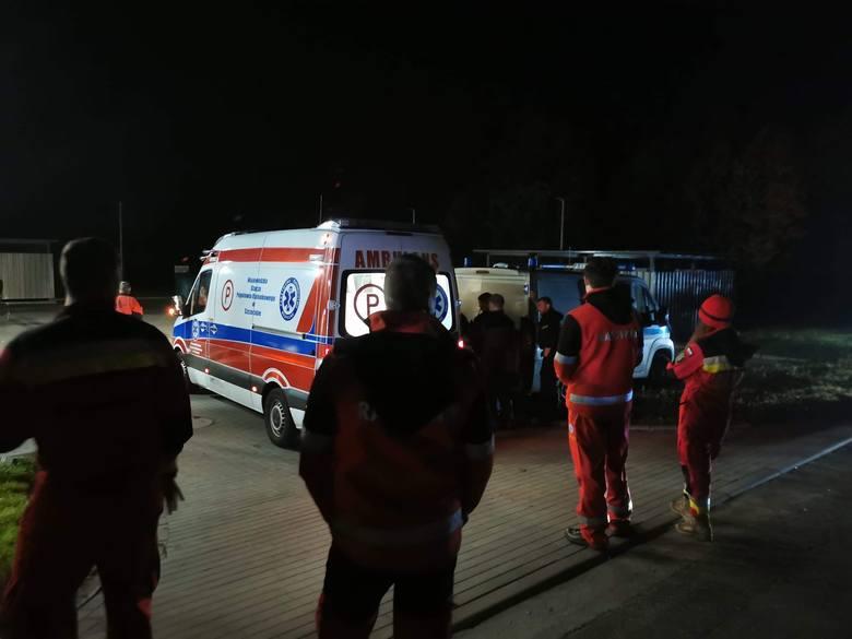We wtorek późnym wieczorem w miejscowości Mierzyn pod Karlinem trwały poszukiwania 37-letniego mężczyzny, mieszkańca gminy Karlino.W działaniach brali