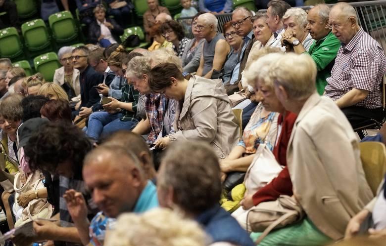 W niedzielę zakończyła się Inowrocławska Wystawa Gospodarcza. Wielkimi finałem tej imprezy był koncert grupy Dwa plus Jeden, która przypomniała swoje