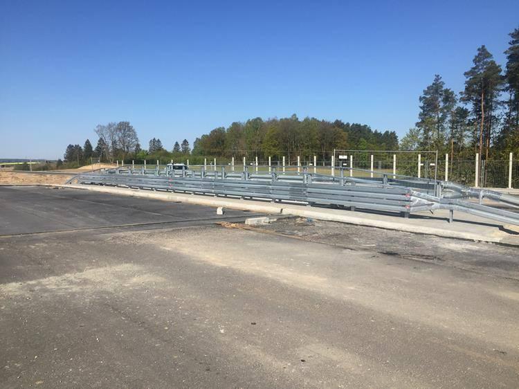 W naszym regionie trwa realizacja drogi ekspresowej S6. Zobaczcie zdjęcia z prac prowadzonych przy budowie obwodnicy Koszalina i Sianowa.