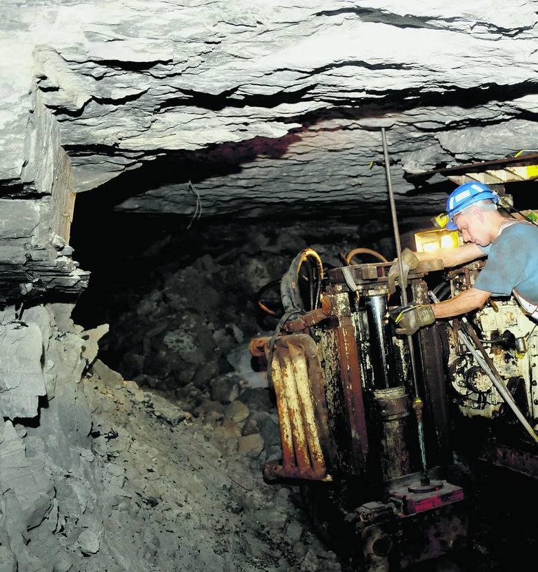 kopalnia wstrząsy