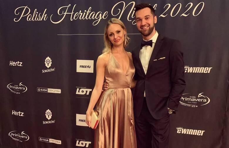 Znana dziennikarka żużlowa Marcelina Rutkowska i toruński biznesmen Jan Konikiewicz pobrali się w pierwszy weekend czerwca. To od lat była jedna z gorących
