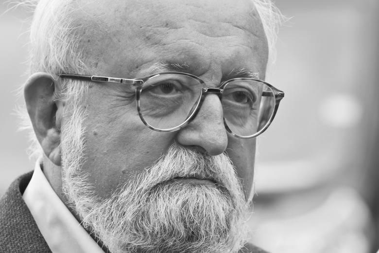 Żegnamy Krzysztofa Pendereckiego - Honorowego Obywatela Bydgoszczy