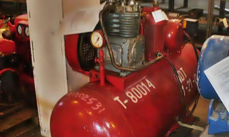 Agregat sprężarkowy WAN-ESIlość: 1 NR fabryczny: 1312 Rok produkcji: 1977 Cena: 2 000,00