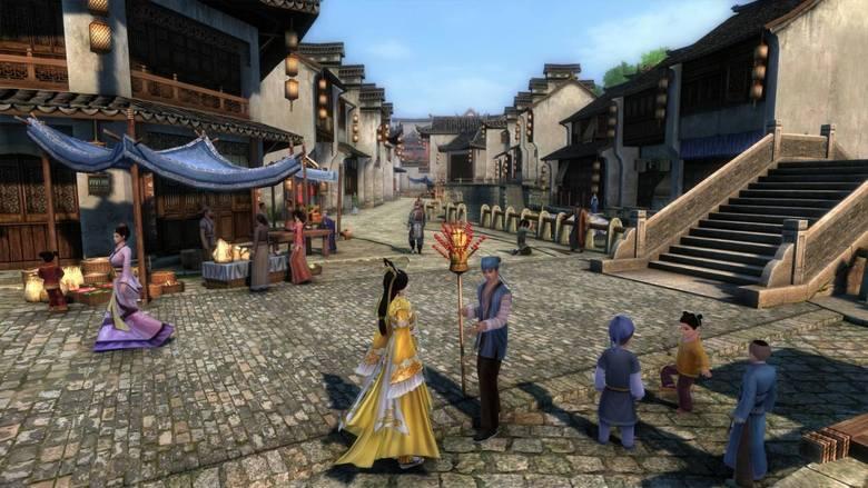 Age of Wulin: Otwarta beta dla mistrzów kung-fu