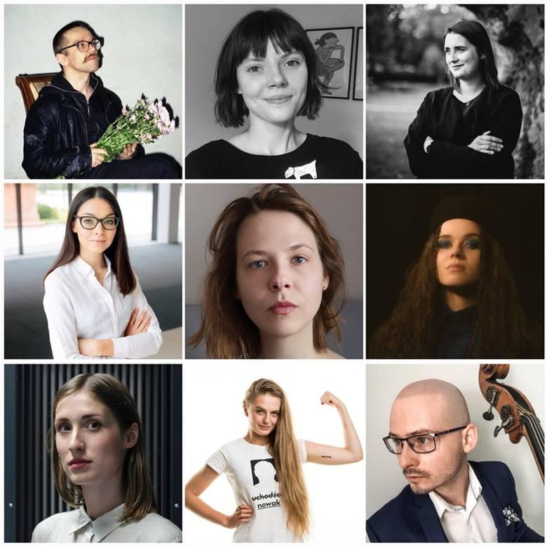 Tym razem stypendium dla młodych twórców otrzymało dziewięciu twórców – głównie z dziedziny sztuk wizualnych: Miłosz Cirocki, Dominika Czerniak-Chojnacka,
