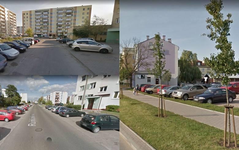 Które białostockiej osiedle może się poszczycić sporą liczbą miejsc parkingowych? Gdzie parkowanie w Białymstoku nie należy do utrapień? Które osiedle