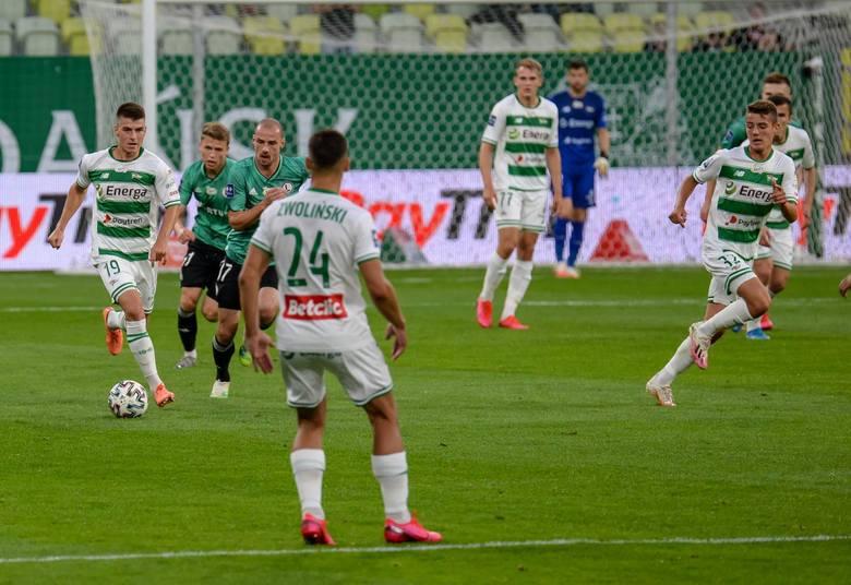 Lechia Gdańsk - Legia Warszawa. 15.07.2020 r. Oceniamy biało-zielonych po remisie z mistrzem Polski [galeria]