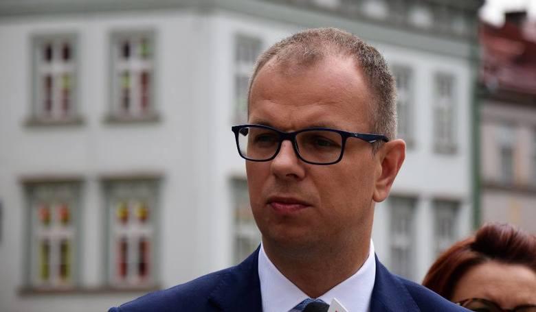 Wojciech Bakun, kandydat Kukiz'15 na prezydenta miasta Przemyśla