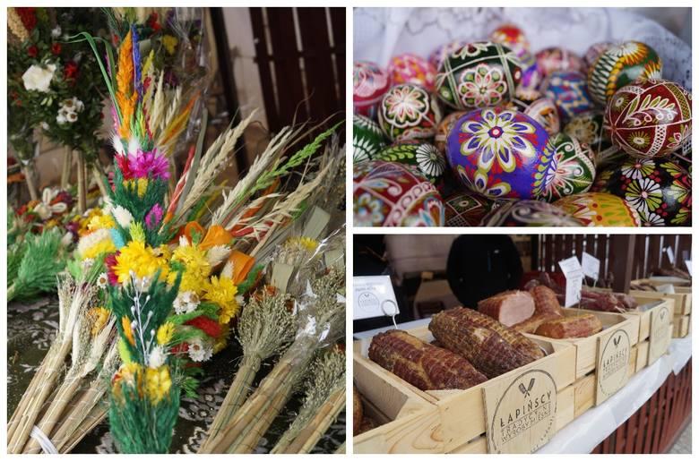 Od dziś do 19 kwietnia na kolorowym Jarmarku przed Ratuszem można robić świąteczne zakupy. Na stoiskach wystawców królują specjały regionalnej kuchni.