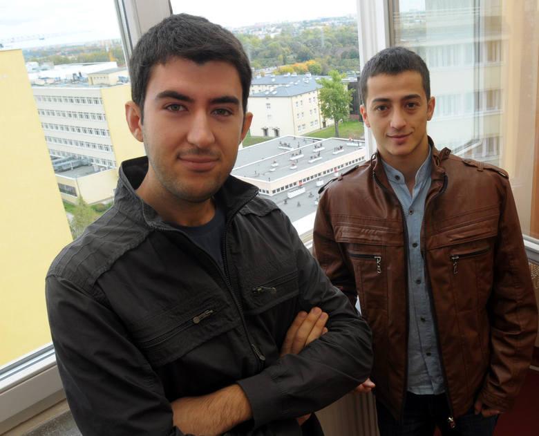 Mehmet i Umut z Turcji studiowali na Politechnice Lubelskiej