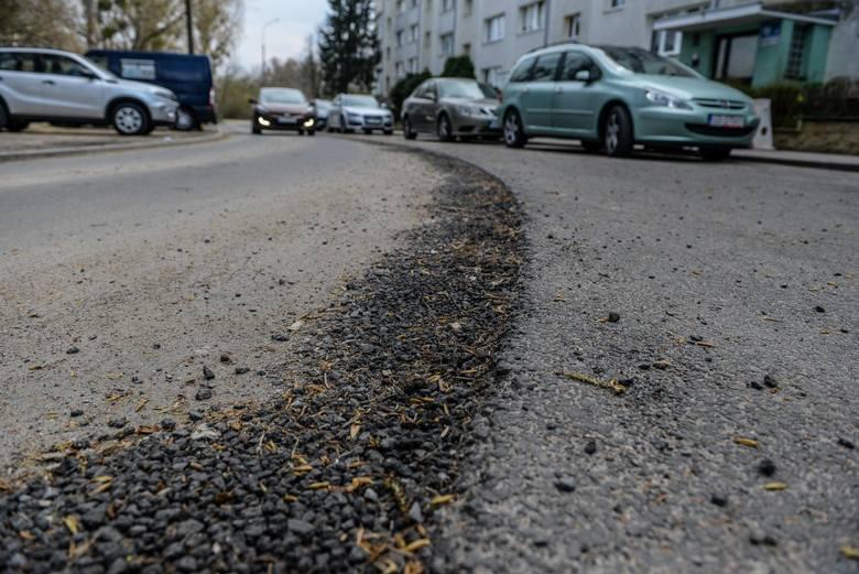 Remont drogi na ulicy Kurpińskiego w Gdańsku zostanie niedługo wznowiony?