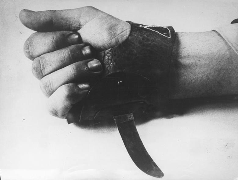 Srbosjek - tym narzędziem ustasze mordowali Serbów w kacetach