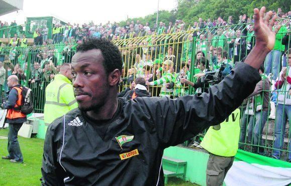 Abdou Razack Traore koniecznie chce odejść z Lechii