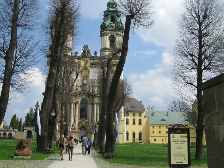 Krzeszów, pocysterski kompleks klasztorny