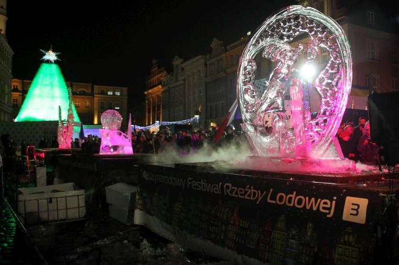 Festiwal Rzeźb Lodowych za nami. Poznajcie zwycięzców!