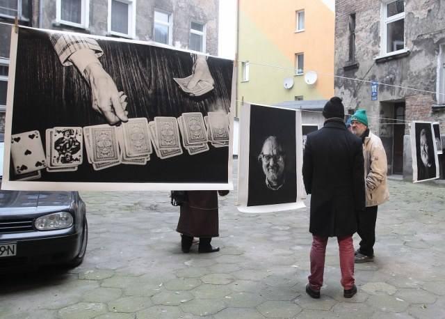 """Wystawa """"Pamięć Miasta"""""""