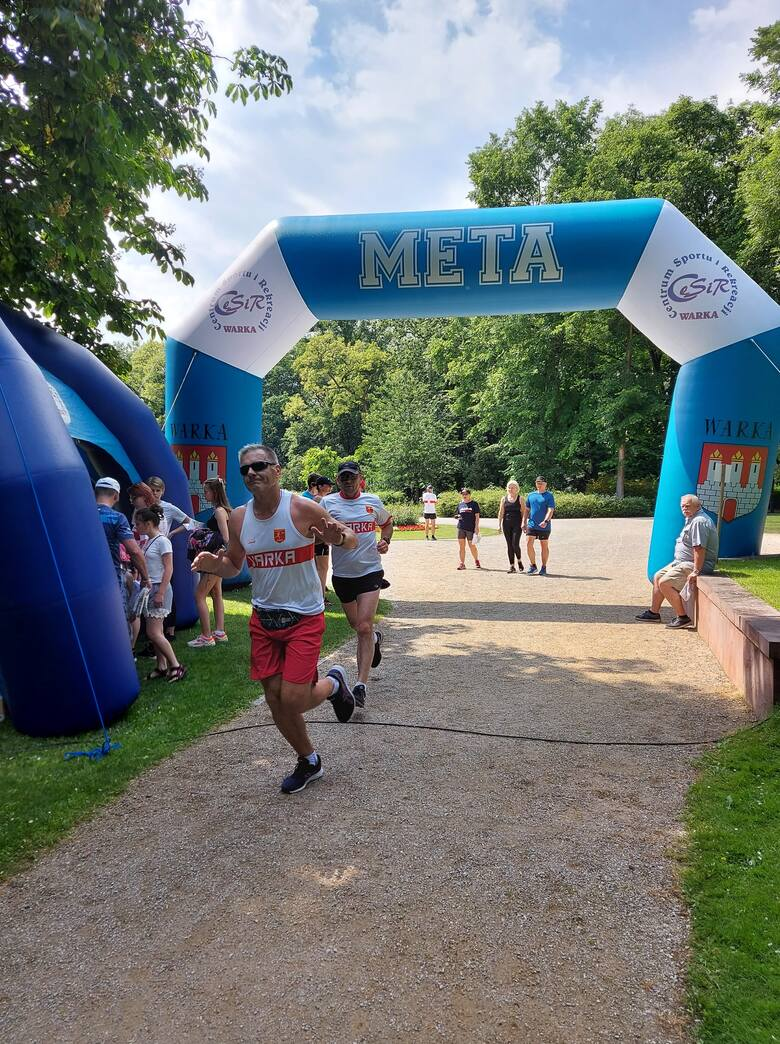 Pierwszy raz klub KS Start Pułaski Warka zorganizował bieg Trojdena z okazji 700-lecia Warki. Współorganizatorami wydarzenia było Muzeum imienia Kazimierza