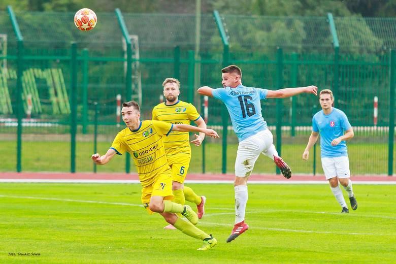 Najwyższe zwycięstwo odnieśli piłkarze Ekoballu, którzy pokonali u siebie Start Pruchnik 4:0