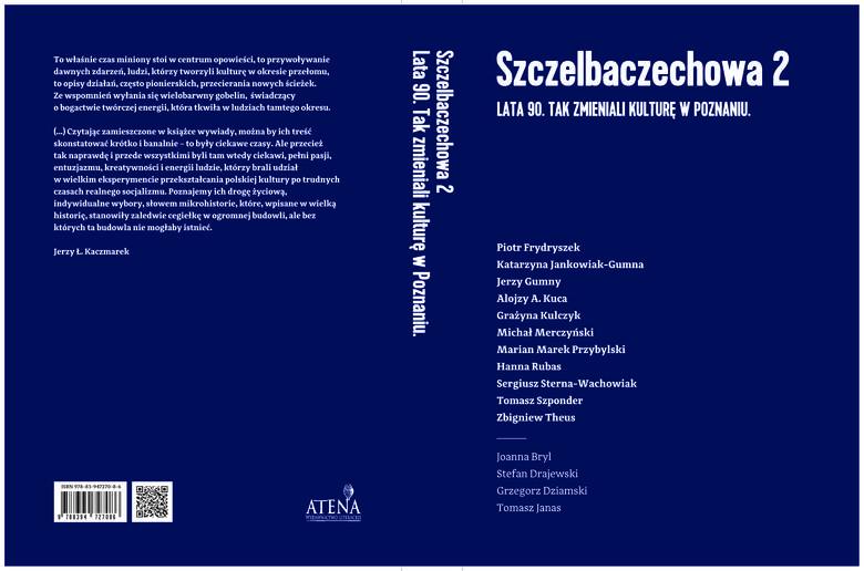 Wojciech Makowiecki wspomina Poznań w latach 90.