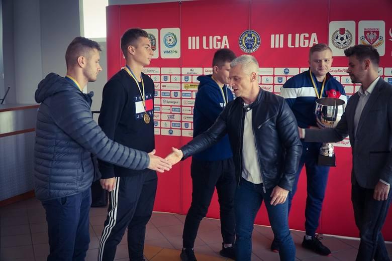 Orlikowa Amatorska Liga Piłki Nożnej w Skierniewicach zakończona