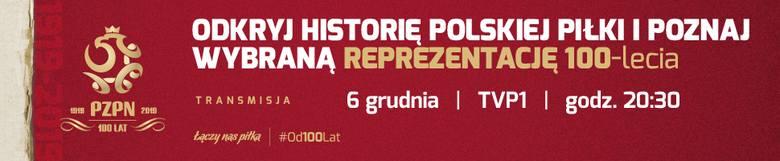 Gala 100-lecia Polskiego Związku Piłki Nożnej już w najbliższy piątek