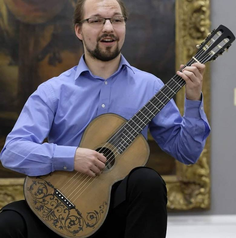 Tomasz Radziszewski w Nowej Soli wystąpił z Evą Polą Czyżewską.