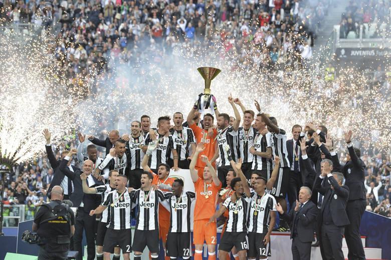Tak zdobycie tytułu świętował Juventus Turyn [GALERIA]
