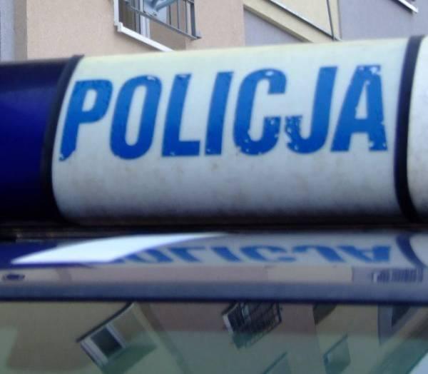 Zgłosił policji napad, którego nie było