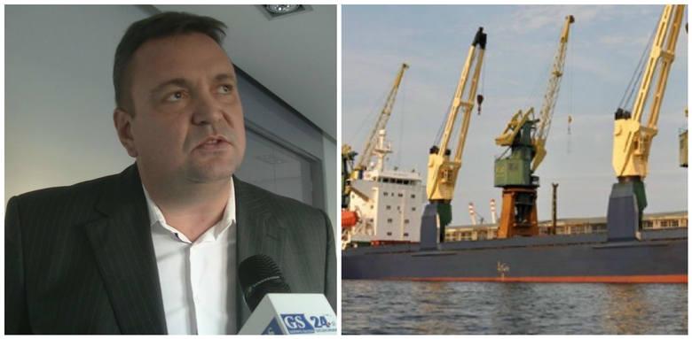 Marynarze na Nefrycie zatruci chemikaliami? [wideo]