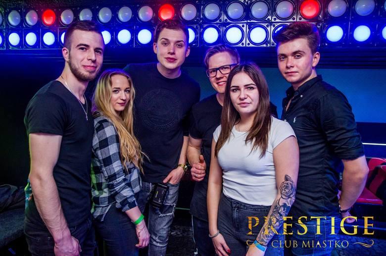 DEJW w Prestige Club Miastko. Zobacz fotorelację z imprezy.