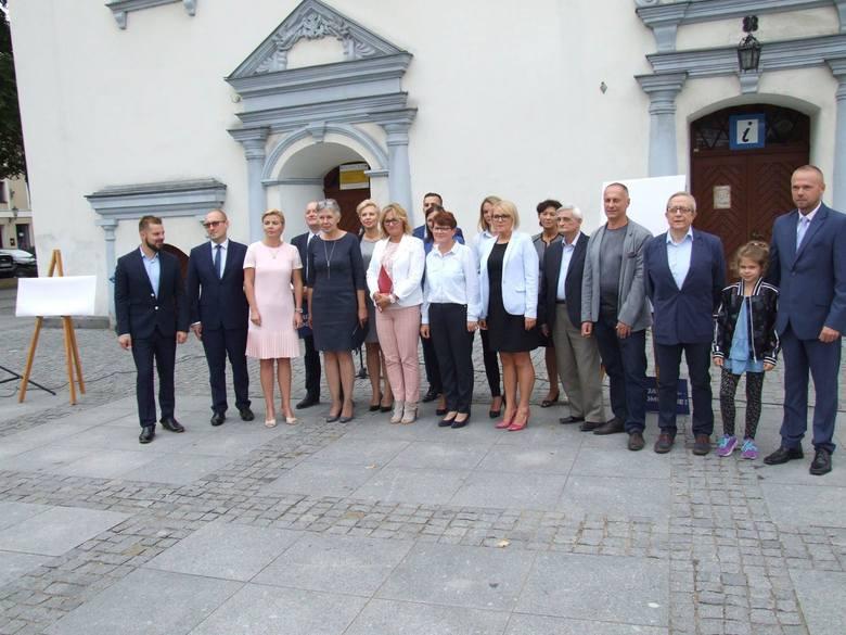 Koalicja Obywatelska przedstawiła swoich kandydatów w wyborach samorządowych. Jak się okazuje, nie ma kandydatów na burmistrza i wójtów, ale sporo do