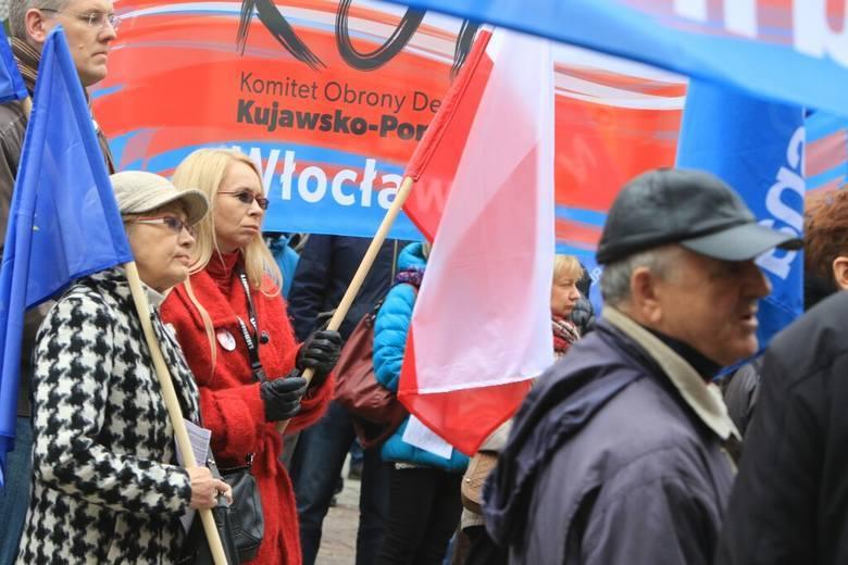 Włocławek dołączy do miast, w których będą 13 grudnia demonstracje