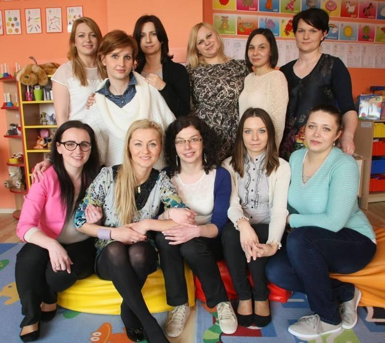 - W przedszkolu pracują najlepsi specjaliści w zakresie pedagogiki wczesnoszkolnej. Tak, jak ja, kochają dzieci i praca z nimi jest ich pasją – mówi