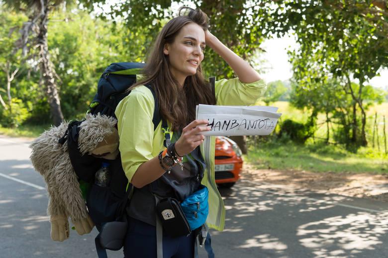 Zuzanna Bijoch, supermodelka z Katowic, ściga się w Azja Express 2