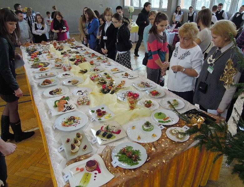 40. wystawa stołów na 85–lecie łódzkiego Gastronomika [ZDJĘCIA, FILM]