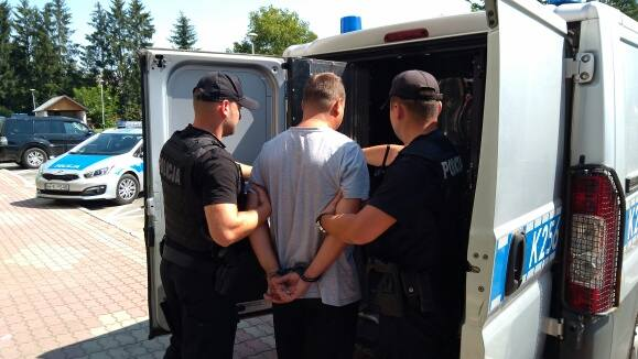 Trzy miesiące aresztu dla kierowcy autokaru po wypadku w Leszczawie Dolnej
