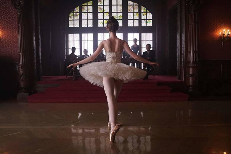 "Kadr z filmu ""Let's Dance"""