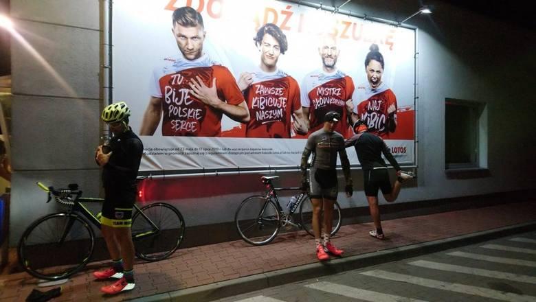 Tarnobrzescy rowerzyści przejechali 700 kilometrów w ramach akcji charytatywnej dla Dzieci
