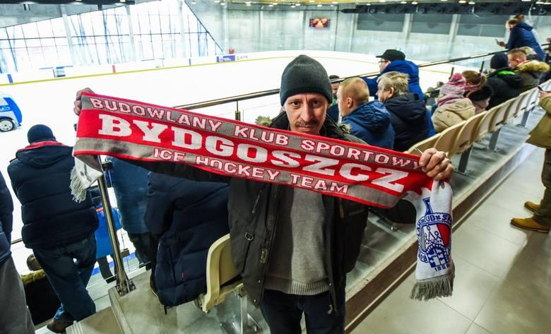 Hokeiści BKS Bydgoszcz pokonał w meczu sparingowy Oliwa Hockey Team Gdańsk 5:3. To był trzeci występ bydgoszczan na nowym Torbydzie i pierwsze zwycięstwo!