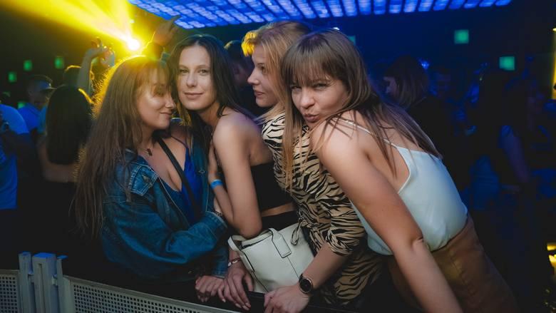 Fotorelacja z imprezy w Euphoria Club Łeba.