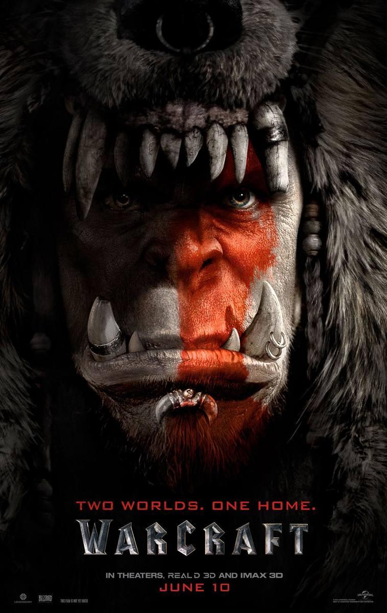Warcraft - niesamowity zwiastun ekranizacji gry komputerowej!