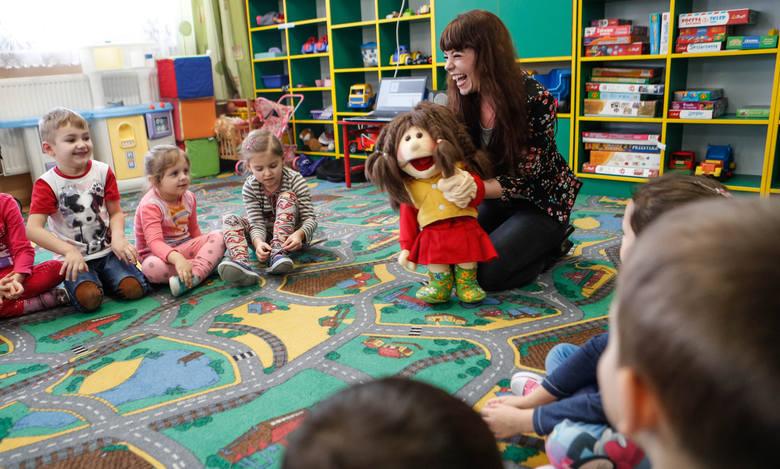 W grudziądzkich przedszkolach jest ponad 2,1 tys. miejsc dla dzieci