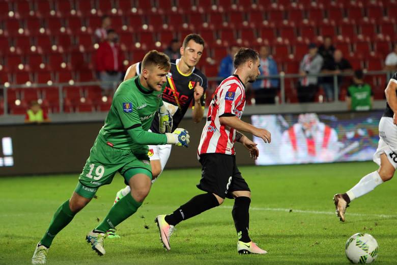KRYSTIAN STĘPNIOWSKI 2014-19, 2 mecze. Zagłebie Sosnowiec