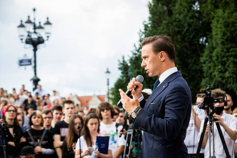 10 gmin w województwie świętokrzyskim, w których najwyższe poparcie w pierwszej turze wyborów prezydenta Polski uzyskał Krzysztof Bosak, kandydat Konfederacji.
