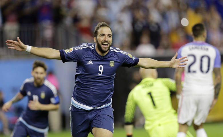Juventus zapłaci za Gonzalo Higuaina 94 miliony euro